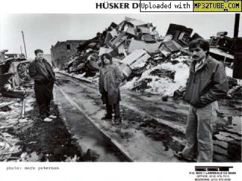 Husker du - She Floated Away