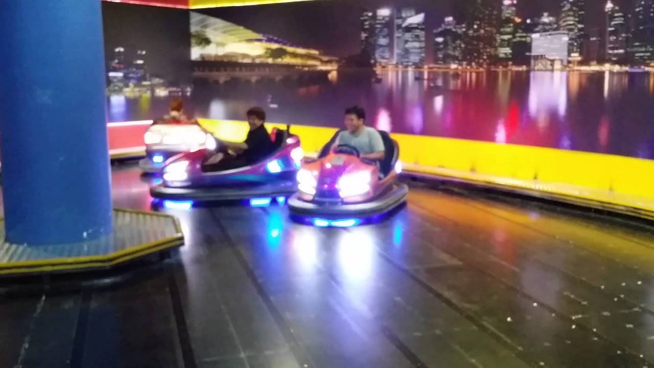 timezone bumper car singapore youtube. Black Bedroom Furniture Sets. Home Design Ideas