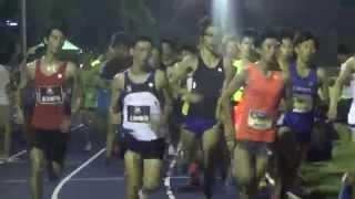オトナのタイムトライアル 5000m R組 2015年7月26日