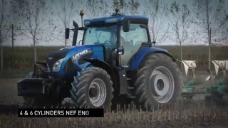 Landini 7 Series V-Shift (CVT Range)