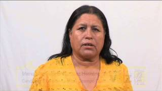 spot candidata María Magdalena Vázquez Hernández, Ocampo, Coahuila