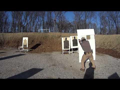 Facas of AresTactical.net 30Nov13 3Gun Match at American Defense Academy run.