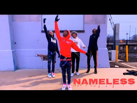 Nameless By Lil Keed (official Dance Video) PRINCE & Gang🔥⚡️