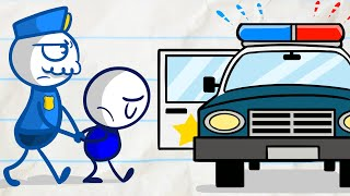 Download How Could Pencilmate Ever Get Arrested?! Mp3 and Videos