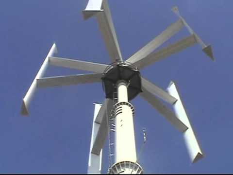 4Navitas - Vertical Axis Wind Turbine