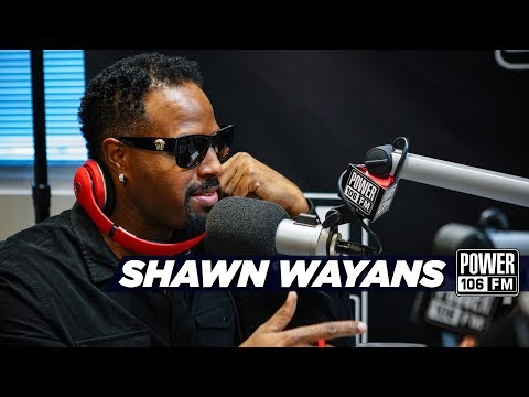 Shawn Wayans On His New Comedian Packed Animated Series