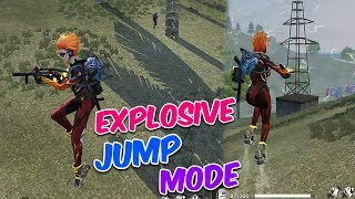 New Mode: Explosive Jump is Boht Hard 😁 (Free Fire)