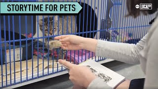 Kids Read to Shelter Animals! | Localish
