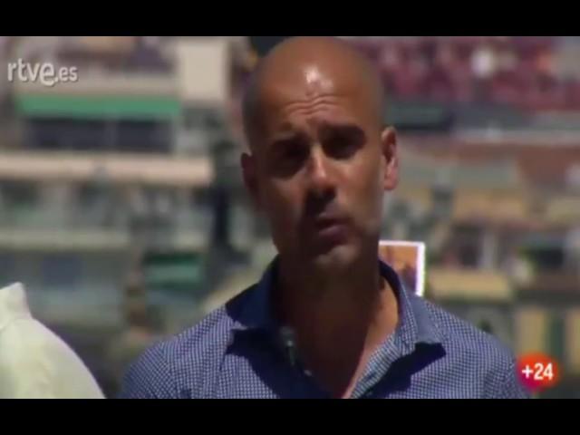 """Guardiola chama á mobilización """"aínda que o Estado non queira"""""""