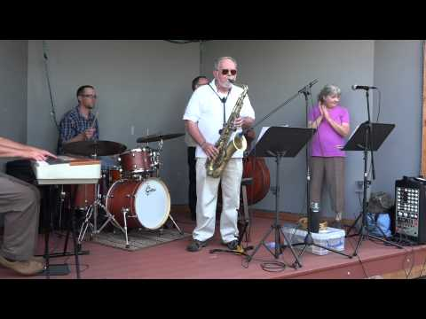 Jazz on the Patio with Port Authority Part One