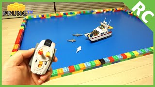 LEGO 31052 RC Motorized Yacht - Creator Vacation Getaways by 뿡대디