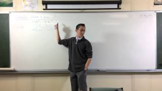 Introduction to Growth & Decay with Constraints