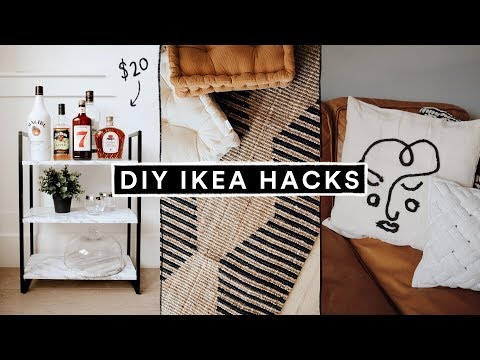 diy-ikea-hacks---affordable-home-decor-+-furniture-hacks-for-2020