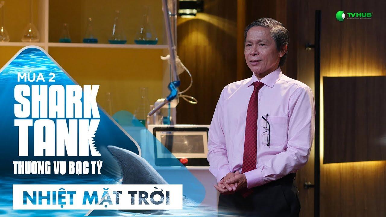 4/5 Cá Mập Lắc Đầu, Nhiệt Mặt Trời Vẫn Được Shark Việt Rót Vốn 1 Triệu USD | Shark Tank Việt Nam