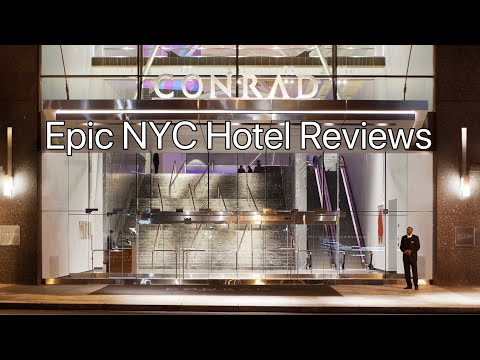 Conrad New York Downtown Hotel Review