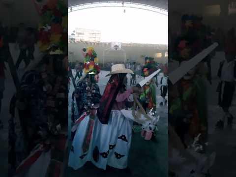 Carnaval Zoque Coiteco 2017--escuela lic. Emilio Rabasa--Ocozocoautla Chiapas