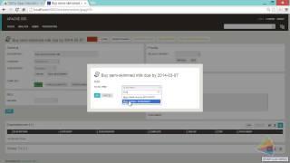 Apache Isis v1.4.0 ToDoApp RunThru