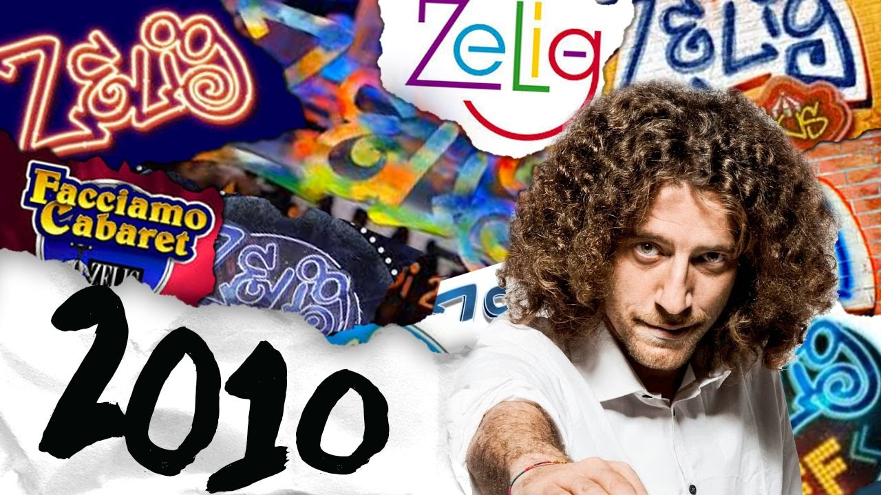 20 anni di Zelig in TV - 2010 - YouTube