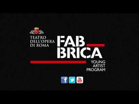 La Fabbrica - Young Artist Program