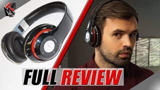SoundLogic XT Wireless Bluetooth headphones- Full Review