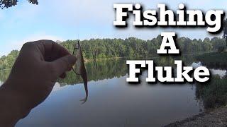 Learning from Flukemaster, fluke fishing basics - Fishing a Fluke Episode 1