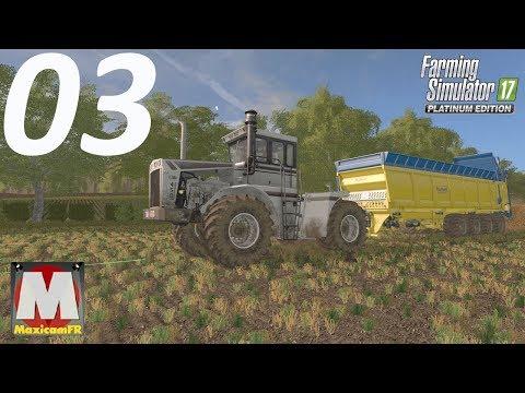 The Valley The Old Farm #3 On sort le BIG BUD ! | Farming Simulator 17 FR