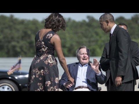 Inside Politics: Presidents making news