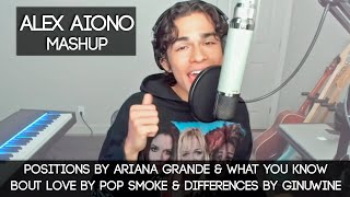 Positions by Ariana Grande & What You Know Bout Love by Pop Smoke & Differences by Ginuwine