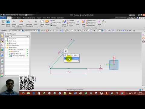 Siemens Nx Using Ordinate In Drafting Doovi