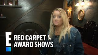 Tour the Spellman House That's Fit for a Witch | E! Red Carpet & Award Shows