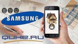 Обзор Samsung Galaxy Ace 4 Neo - самый недорогой и доступный смарт от Samsung ◄ Quke.ru ►