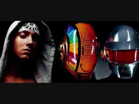 Eminem Vs Daft Punk