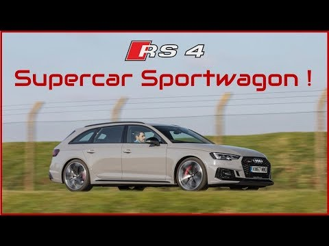 2018 Audi RS4 - The Perfect One Car Garage - Incl. EPIC Launch Control (Collaboration Review)