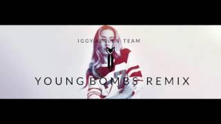 Iggy Azalea - Team (Young Bombs Remix)