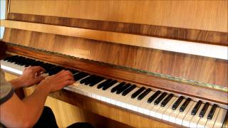 Bach - Prelude in C Major (BWV 846) from the Well-tempered Clavier