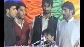 Zakir Nasir Abbas Joia of lahore yadgar majlis at jhang