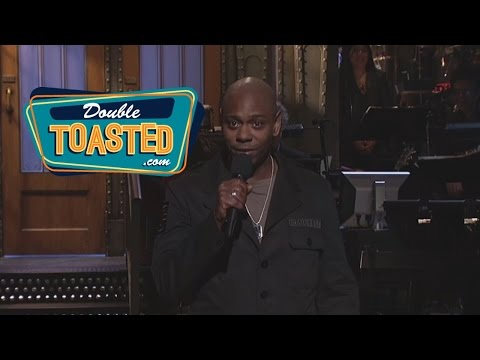 DAVE CHAPELLE AND HIS SATURDAY NIGHT LIVE APPEARANCEDouble Toasted Podcast Highlight