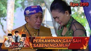 Sabeni Ngamuk Nikahnya  Sama Chelsea Gak Sah!! - Fatih Di Kampung Jawara Eps 299