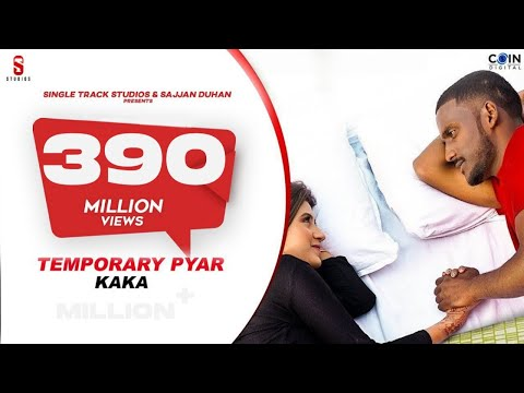 Temporary Pyar | KAKA | Darling | Adaab Kharoud | Anjali Arora | New Punjabi Songs 2021 Latest Song