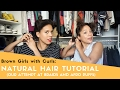 Brown Girls With Curls - Our Attempt At A Natural Hair Tutorial