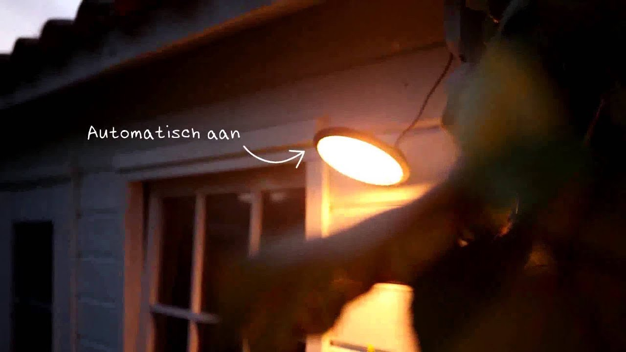 Philips MyGarden Solar Tuinverlichting - YouTube