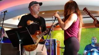 Charlie Daughtry, Nate Telow & Christine -  Kiss - Guest Jam Session - KTBA Cruise