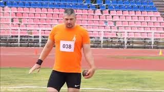 Чемпионат и Первенство России по легкой атлетике (спорт ЛИН) 14 - 16 июня 2019 года