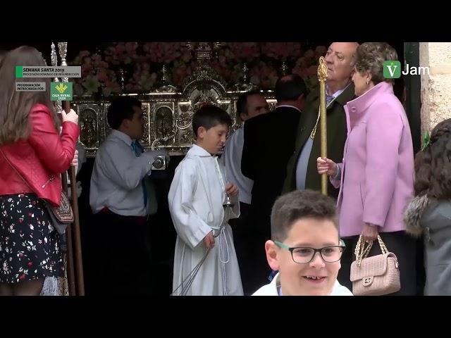 DOMINGO DE RESURRECCIÓN JAMILENA