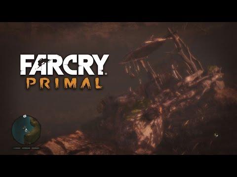 Far Cry Primal - Easter Egg Do Carro Dos Flintstones