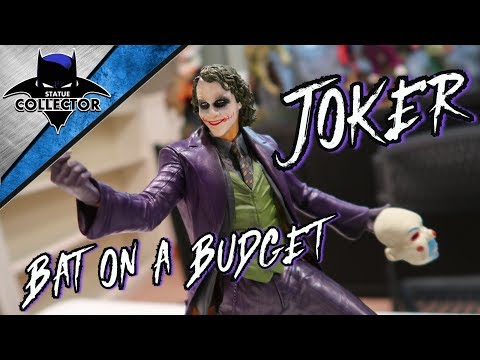 Unboxing & Review: The Dark Knight LEDGER Joker Statue DC Gallery By Diamond Select!