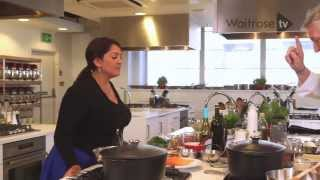 Fast pasta challenge - cooking for the family - Waitrose