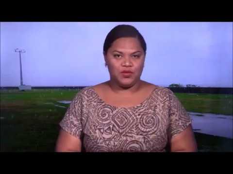Tala oleTau mo Samoa aso Tofi 8Mati2018  (SamoaMetService)