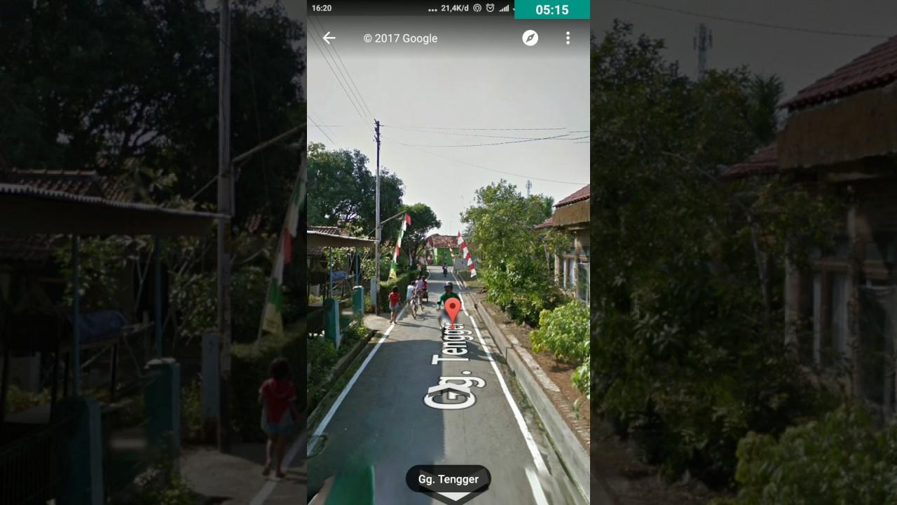 Cara Melihat Rumah Kita Di Google Maps Youtube