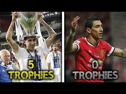 10 Players Who Manchester United RUINED!